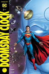 DOOMSDAY CLOCK 1 SOFTCOVER