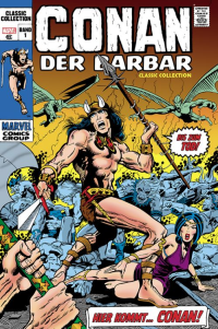 CONAN DER BARBAR CLASSIC COLLECTION 1