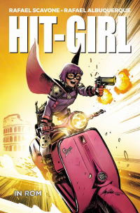 HIT-GIRL IN ROM