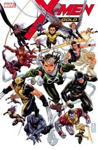 X-MEN GOLD 6 VARIANT