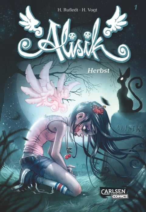 Alisik 01: Herbst (Softcover)